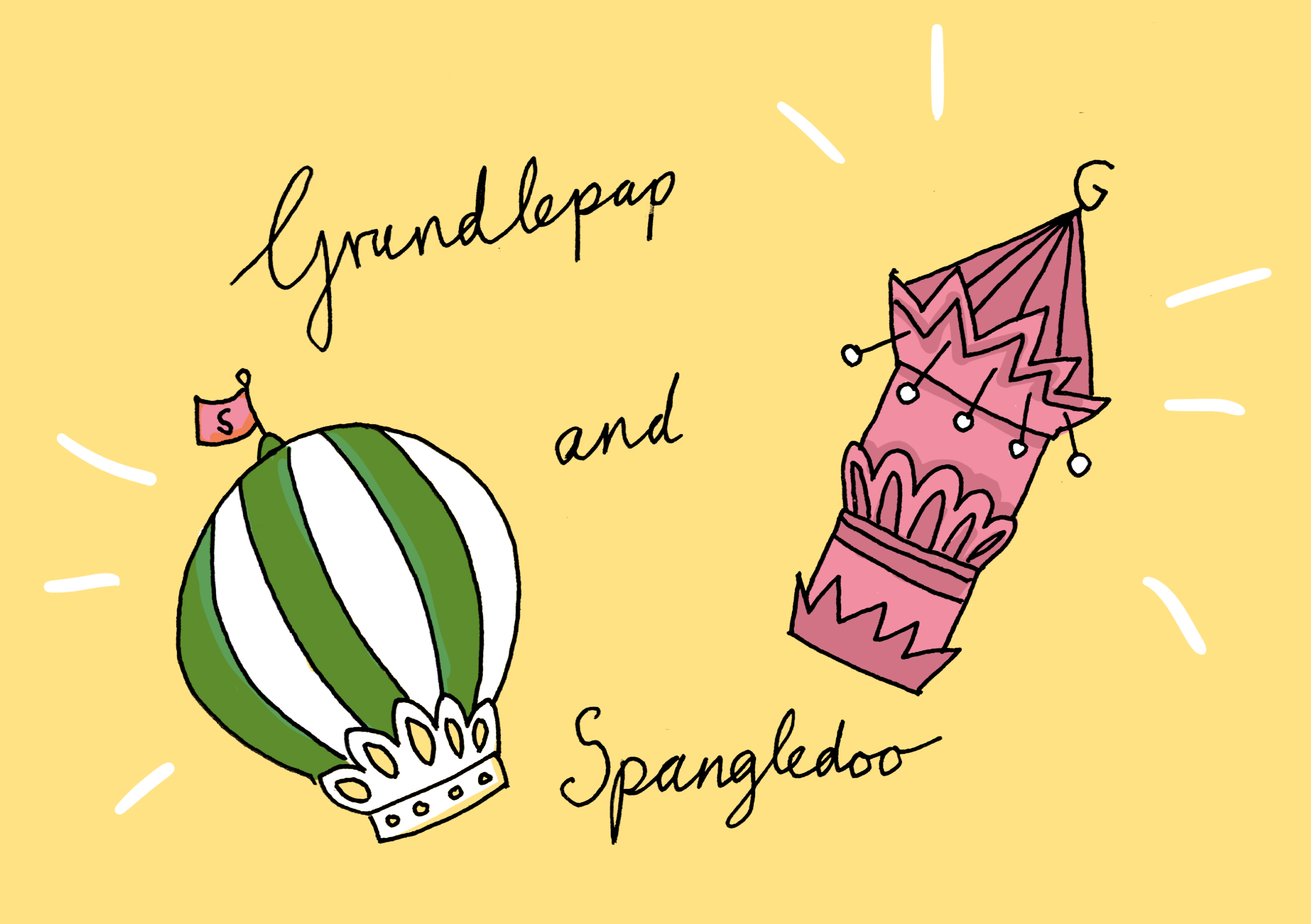 Grundlepap and Spangledoo