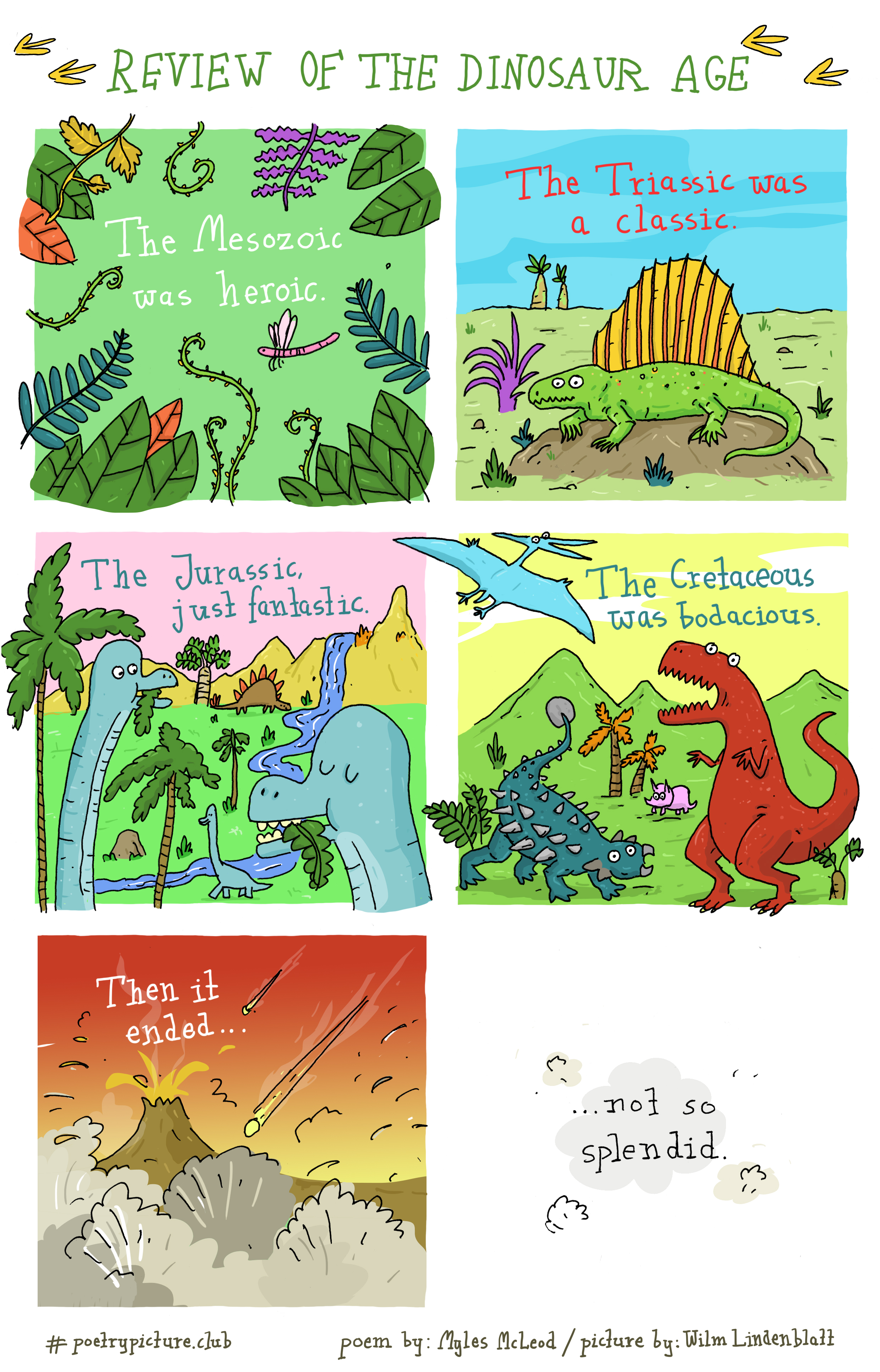 Review of the Dinosaur Age