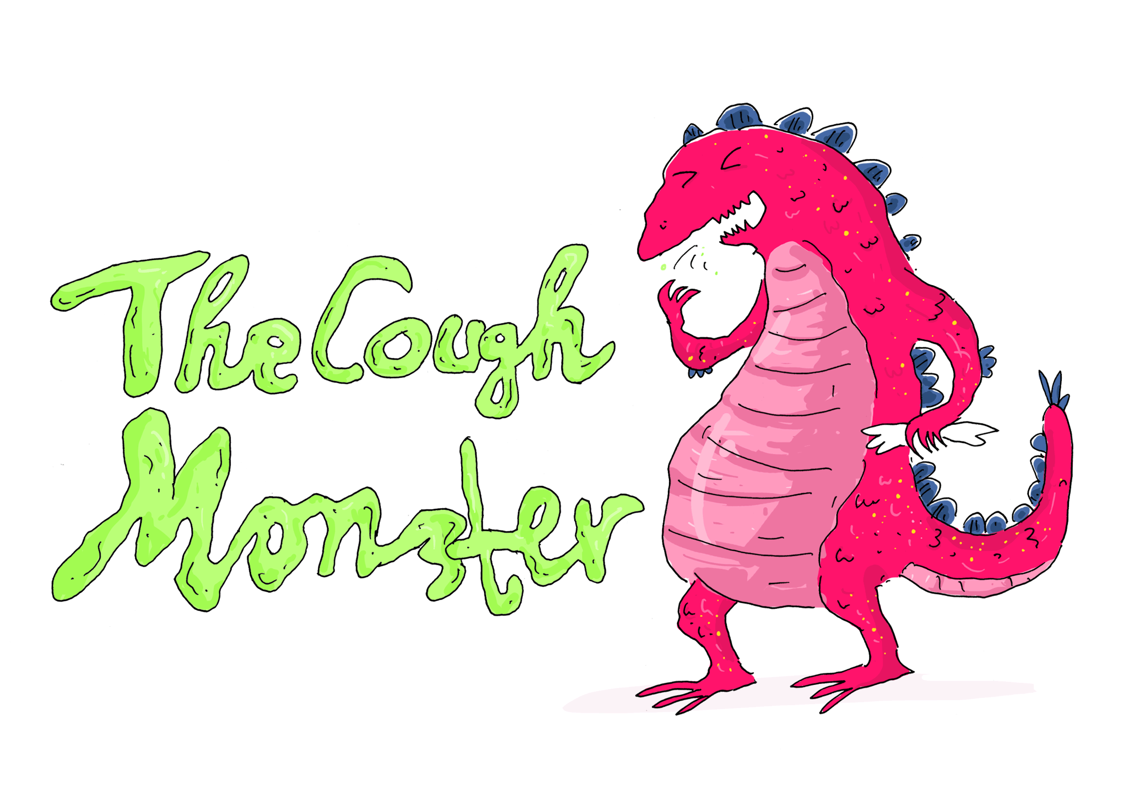 The Cough Monster