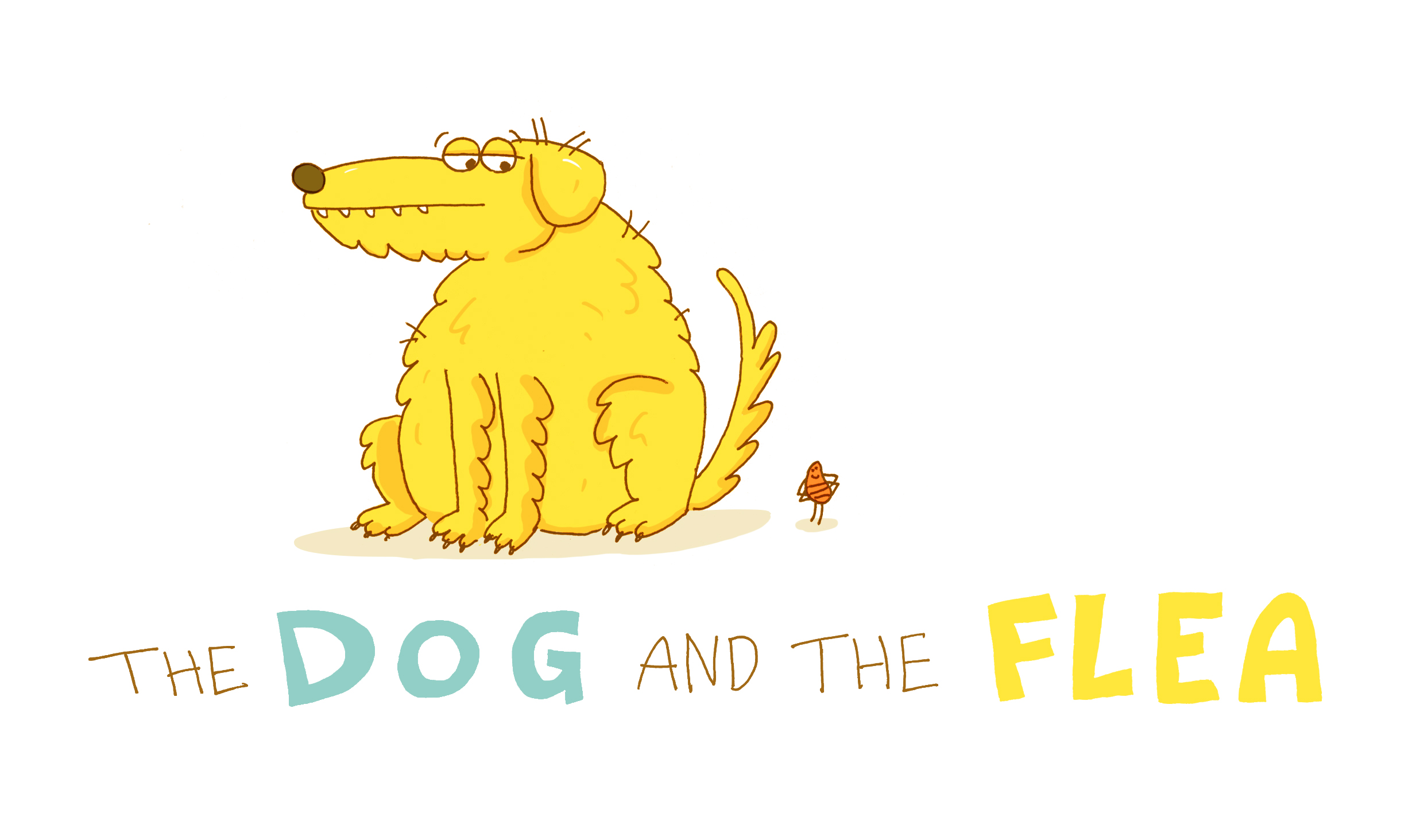 The Dog And The Flea